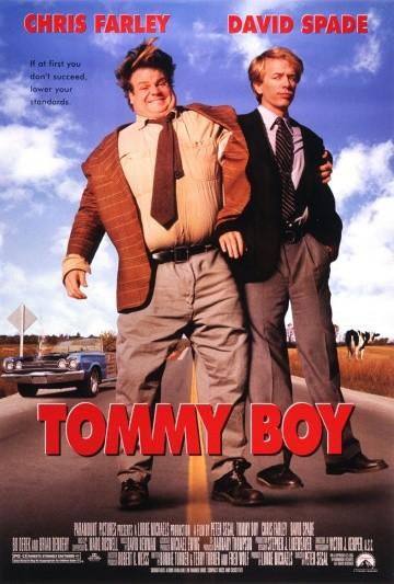 Смотреть фильм Увалень Томми