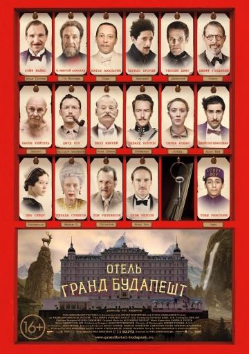 Смотреть фильм Отель «Гранд Будапешт»