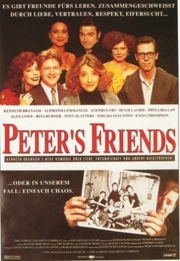 Смотреть фильм Друзья Питера