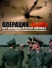 Смотреть фильм Операция Вайс. Как началась Вторая мировая