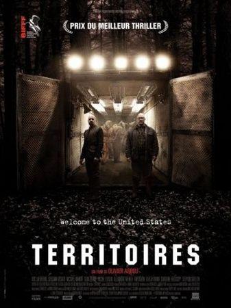 Смотреть фильм Территории