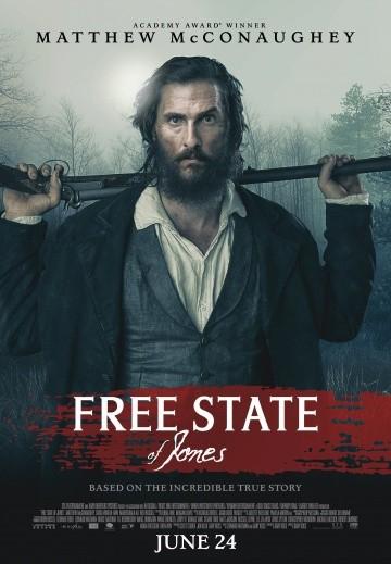Смотреть фильм Свободный штат Джонса