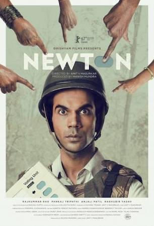 Смотреть фильм Ньютон