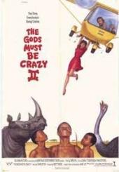 Смотреть фильм Боги, наверное, сошли с ума 2