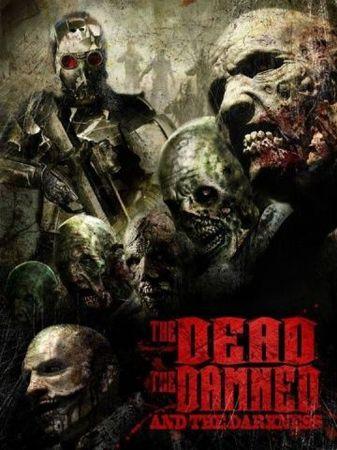 Смотреть фильм Мёртвые, проклятые и тьма