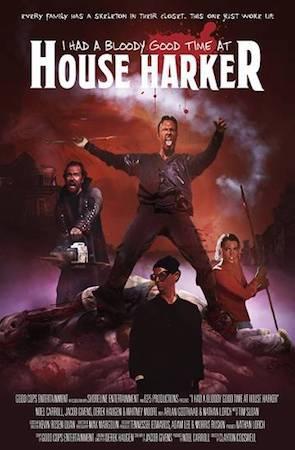 Смотреть фильм Кровь бурлит от веселья в доме Харкера