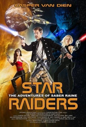 Смотреть фильм Космические Пираты: Приключения Сайбер Рэйна