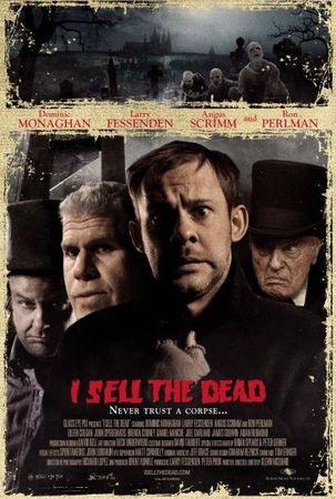 Смотреть фильм Продавец мертвых