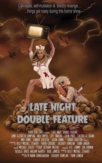 Смотреть фильм Двойной ночной сеанс