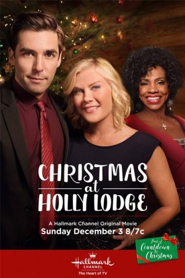 Смотреть фильм Christmas at Holly Lodge