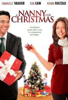 Смотреть фильм Нянька на Рождество