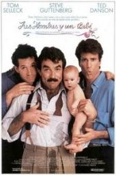 Смотреть фильм Трое мужчин и младенец