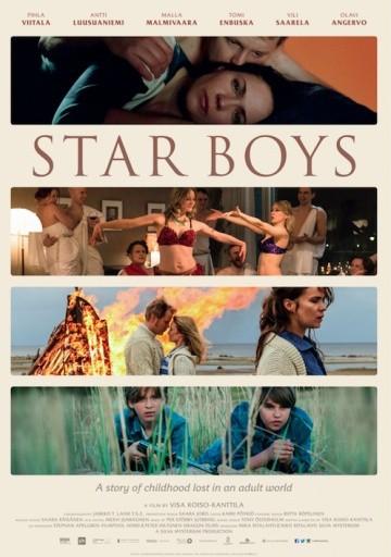 Смотреть фильм Звездные парни