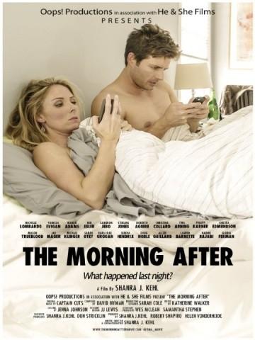 На следующее утро