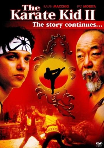 Смотреть фильм Парень-каратист 2