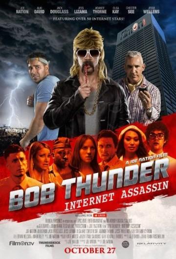 Смотреть фильм Боб Тандер: Интернет-убийца
