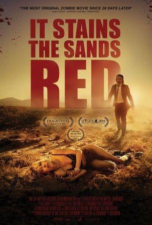 Смотреть фильм От этого песок становится красным