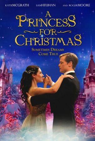 Смотреть фильм Принцесса на Рождество