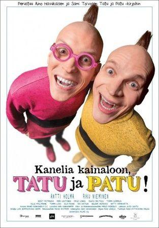 Смотреть фильм Подмышки с корицей, Тату и Пату!