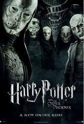 Смотреть фильм Гарри Поттер и орден Феникса