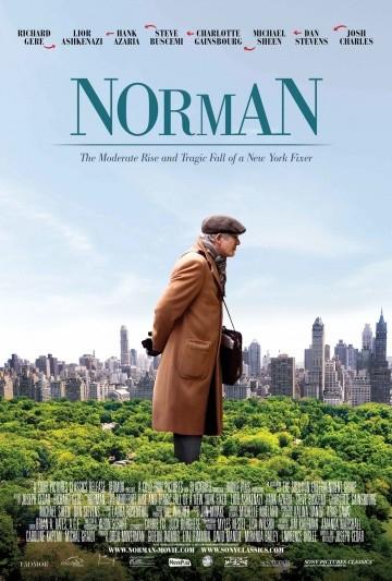 Смотреть фильм Норман: Умеренный взлет и трагическое падение нью-йоркского посредника