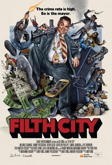 Смотреть фильм Грязный город
