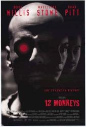 Смотреть фильм 12 обезьян