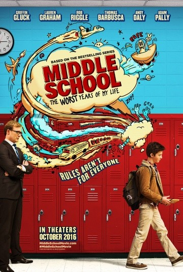 Смотреть фильм Средняя школа: Худшие годы моей жизни