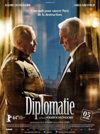 Смотреть фильм Дипломатия