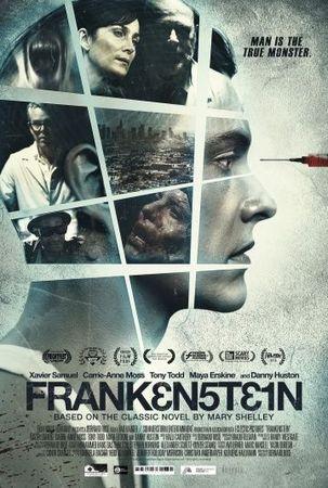 Смотреть фильм Франкенштейн