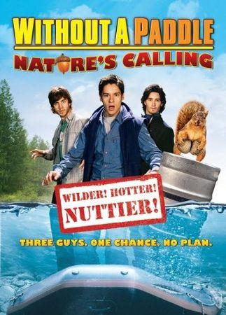 Смотреть фильм Трое в каноэ 2: Зов природы