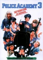 Смотреть фильм Полицейская академия 3 Возвращение к учебе