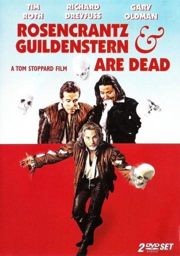 Смотреть фильм Розенкранц и Гильденштерн мертвы