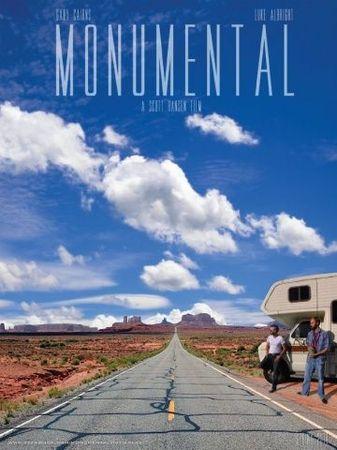 Смотреть фильм Монументальный