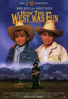 Смотреть фильм Веселые деньки на Диком Западе