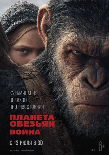 Смотреть фильм Планета обезьян: Война