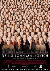 Смотреть фильм Быть Джоном Малковичем