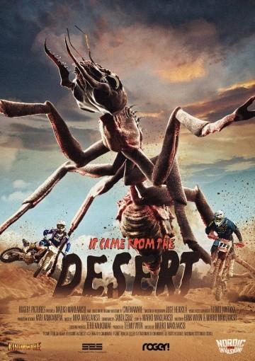 Смотреть фильм Оно пришло из пустыни