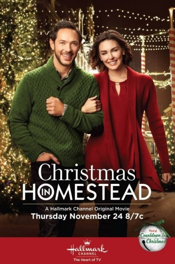 Смотреть фильм Рождество в Хоумстед