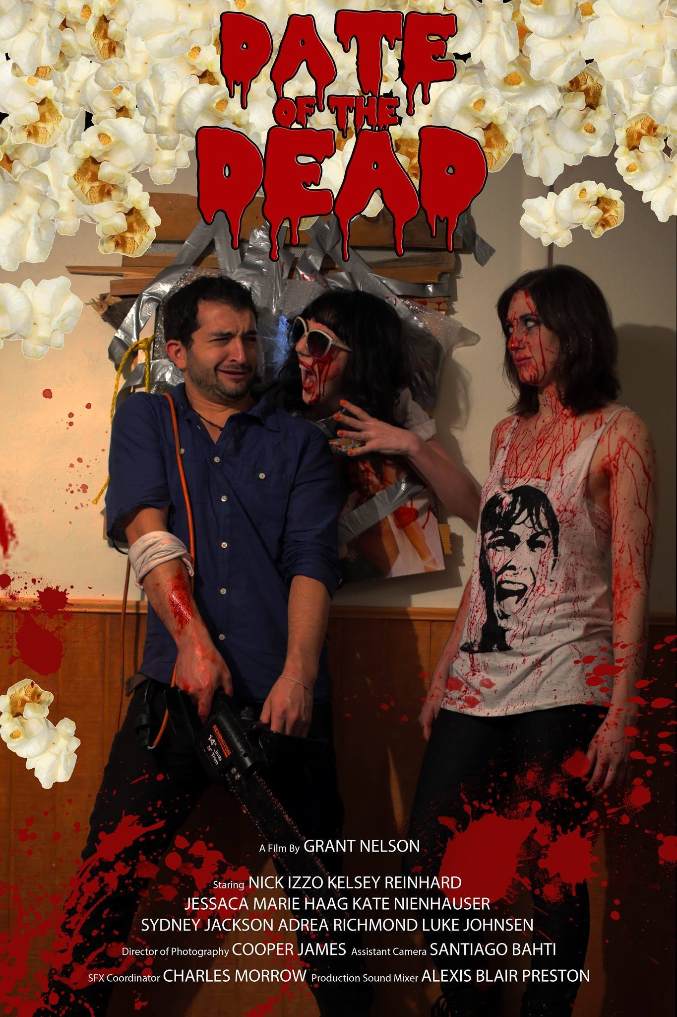 Смотреть фильм Date of the Dead
