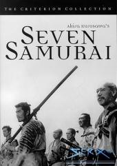 Смотреть фильм Семь Самураев