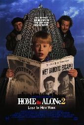 Смотреть фильм Один дома 2: Потерянный в Нью-Йорке