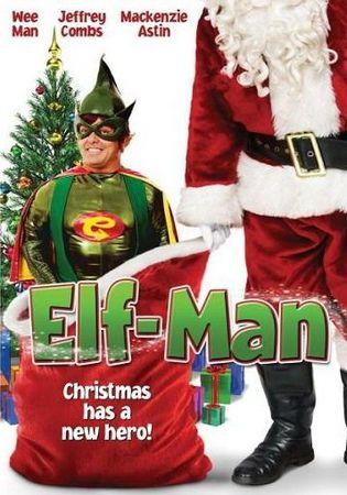 Смотреть фильм Человек-эльф