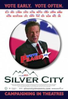Смотреть фильм Серебряный город
