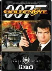 Смотреть фильм Золотой глаз Джеймс Бонд 007
