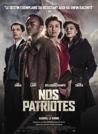 Смотреть фильм Наши патриоты
