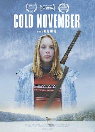 Смотреть фильм Холодный ноябрь