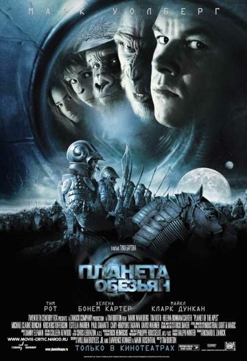 Смотреть фильм Планета обезьян
