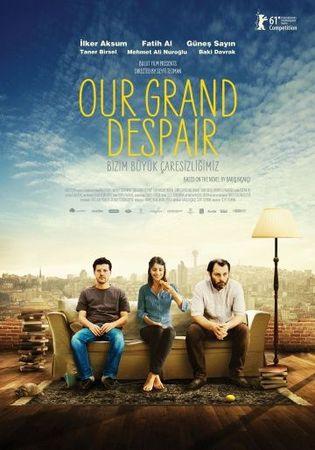 Смотреть фильм Наше великое отчаяние