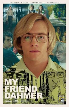 Смотреть фильм Мой друг Дамер